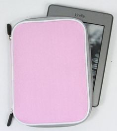 Pink Neoprene Memory Foam Sleeve Case Cover for Kindle Paperwhite, Kindle Touch Wi-Fi / 3G and Kindle // Black Friday Deals // Get a Bonus Mini Stylus Pen + EnvyDeal Velcro Cable Tie // MULTIPLE COLORS AVAILABLE! by Kroo. $9.39. Bundle Includes one Black mini Stylus Pen that can be plugged into the headphone jack while not in use. Memory foam Sleeve Case with Zipper Closure for eReaders to use alone or inside your Laptop Tote, Briefcase, Bag or Purse. Protecti...