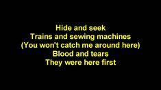 Imogen Heap- Hide and Seek With Lyrics (Original Whatcha Say)