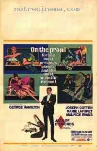 Le valet de carreau, film complet - Film entier de 1967 réalisé par Don Taylor. Vous pouvez regarder le film Le valet de carreau en streaming sur des chaînes de TV ou au cinéma au Montréal (Canada) et en France avec son original en English. Le film a été présenté au cinéma en 1967.