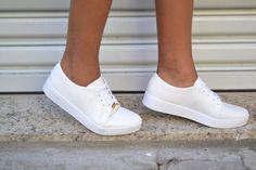 Spira Women S Shoes Discount Moda Sneakers, Sneakers Mode, Girls Sneakers, White Sneakers, Shoes Sneakers, Sneaker Boots, Womens Fashion Sneakers, Fashion Shoes, Fashion Top