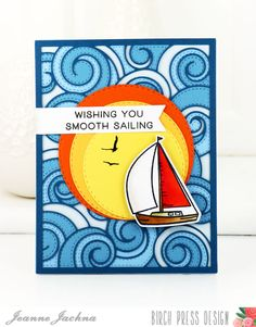 2019 Sailing Home Metal Cutting Dies and stamps DIY Scrapbooking Card Stencil Pa