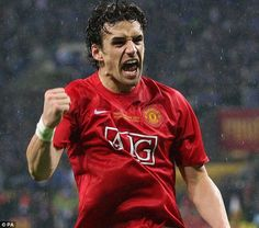 Manchester United down memory lane : Owen Hargreaves
