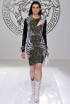 Versace Milan Fashion Week 2013 #Versace #MFW