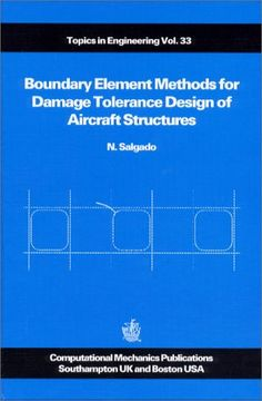 Christmas gift for aircraft engineer!! Boundary Element Methods for Damage Tolerance Design of Aircraft Structures (Topics in Engineering, Volume 33) by Nelson Salgado http://www.amazon.com/dp/1853125326/ref=cm_sw_r_pi_dp_3.MGub1DZ0KBS