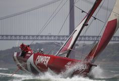 Câmara de #Lisboa aprova apoio à regata Volvo Ocean Race - PÚBLICO