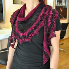 Ravelry: mawies Charismatic Annis   Schoppel-Wolle Zauberball - Charisma