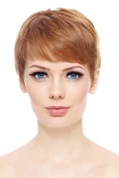 short layered pixie cut hairstyles