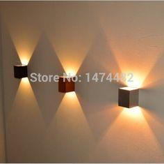 110v-240v 3w led beleuchtung indoor-wand ktv dekorieren lichter lampen leuchte wandleuchte Wohnzimmer schlafzimmer art-deco-wand wandleuchte lichter(China (Mainland))