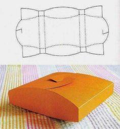 Amatorskiej Sztuki Szkatuła: Jak opakować prezent ? Jak zrobić pudełko na prezent / biżuterię? Pomysły z sieci