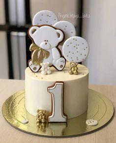 New Cake Decorating Party Birthdays Colour Ideas Fondant Cakes, Cupcake Cakes, Sweets Cake, Cakes Originales, Super Torte, Rodjendanske Torte, Baby Birthday Cakes, Birthday Ideas, New Cake
