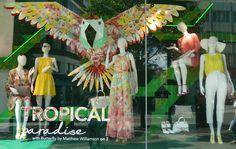 debenhams3 tropical paradise by planarama http://ephemere-etc.com