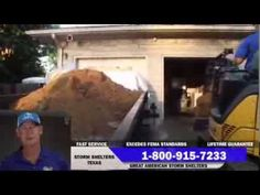 Looking for storm shelters in Texas? Great American Storm Shelters (http://takingshelter.com) offers storm shelters, underground storm shelters,   tornado shelters and safe rooms installed in existing homes and accessed from the interior for residents in Texas.