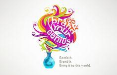 Logo Faves | Logo Inspiration Gallery Round Logo Design, Logo Design Examples, Graphic Design, Design Ideas, Graphic Art, Creative Logo, Creative Design, Web Design Blog, Web Design Company