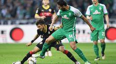 Werder - Stuttgart: Bremens Baller-Show - lol,2:6 for @VfB http://www.bild.de/bundesliga/1-liga/saison-2015-2016/spielbericht-sv-werder-bremen-gegen-vfb-stuttgart-am-32-Spieltag-41836284.bild.html though #Werder #Bremen trained in GER,while VfB in Mallorca(15,000 EUR). 15,000EUR better for the nice+thoughtful #Stuttgart #homeless plastic bottles picker inside S-Bahn S-Rohr/Universität like I suggested since Feb,@VfB