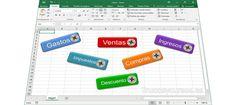 Aplicar nombres a las fórmulas Excel