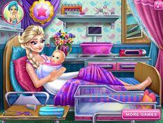 Elsa Birth Care - https://flashgamesempire.blogspot.co.uk/2017/07/elsa-birth-care.html