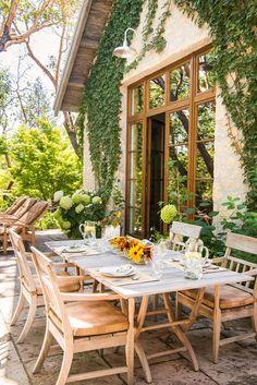 Les 80 meilleures images de Tables d'extérieur | Jardins