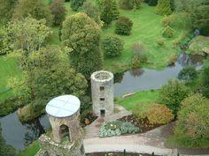 The grounds of #BlarneyCastle #Blarney #Ireland #travel Spring 2011