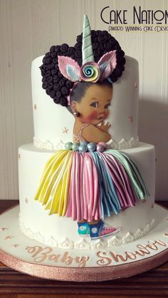 Pretty Cakes, Beautiful Cakes, Amazing Cakes, Cookies And Cream Cheesecake, Funny Cake, Birthday Cake Girls, Girl Cakes, Cake Creations, Cakes And More