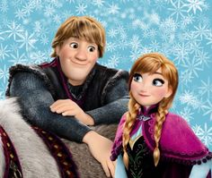 Anna and Kristoff>>> NOOOO! Their faces are different than in the original film! They look weird.I hope in Frozen which is apparently an official thing :( I hope they don't look like this! I want the ORIGINAL characters' faces! Frozen Disney, Frozen Movie, Frozen Theme, Frozen Stuff, Frozen 2013, Disney Princess Art, Cute Princess, Disney Men, Disney Couples