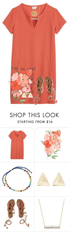 """""""&& this thing we're feelin's just another bump in the road"""" by livnewell ❤ liked on Polyvore featuring Hartford, Astley Clarke, Catbird, Hollister Co., Rivka Friedman and Mark & Graham"""