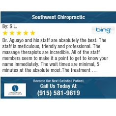 Dr. Aguayo and his staff are absolutely the best. The staff is meticulous, friendly and...