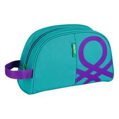 Neceser Benetton Turquoise - http://regalosoutletonline.com/tienda/benetton/neceser-benetton-turquoise