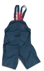 Hippychick Kids Waterproof Dungarees available from Adventure Togs £22.50