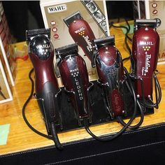 We're going all 5 Star for this week's #allwahl collection! What clipper are they miss... | Use Instagram online! Websta is the Best Instagram Web Viewer!