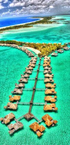 ♥ Bora Bora Tahiti