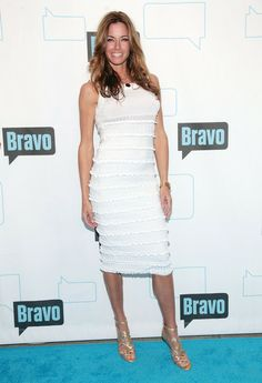 Kelly Bensimon - Bravo's 2010 Upfront Party