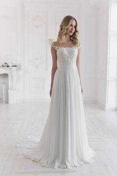 Wedding Dress Hochzeitskleid Brautkleid IRINA