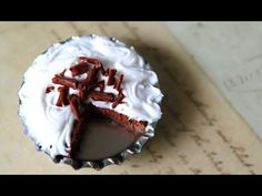 Chocolate Pie Polymer Clay Tutorial