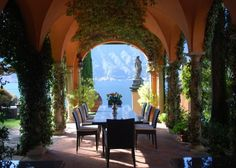 Villa La Cassinella (Lenno , Lake Como) Italy -- Vacation rental home