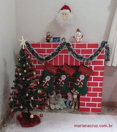 Esse ano vai ser o primeiro que o Rodrigo vai passar com a gente tendo consciência do Natal. Tá bom… Na verdade nem sei se ele realmente vai ter consciência do Natal, mas eu tenho me policiado pra entrar mais em espírito festivo por causa do bebê. Acho importante alimentar a fantasia da criança e […]