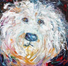 Original Oil Painting Commission Custom Pet by Karensfineart