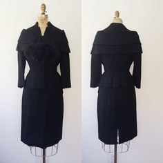 Lilli Ann suit from late 50's or early 60's