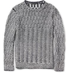 Marc by Marc Jacobs Emmitt Chunky Open-Knit Sweater | MR PORTER