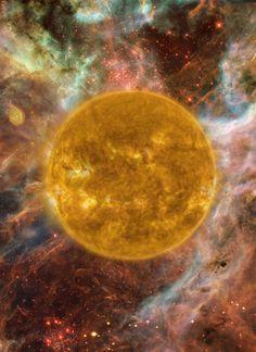 Supergiant Star Type: K - Arcadia - Cheryl Feeley