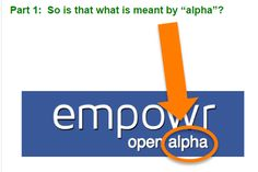Empowr Software Glitch Week 7 The Empowr software glitch has created some stress in the community but has really not hurt my revenue growth. Here is an excerpt of the blog to its citizens. Hello...