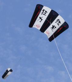 CIM Power Sled, Wibo's Kites