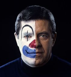 """People hate me because I'm a multifaceted, talented, wealthy, internationally famous genius."" ~ Jerry Lewis, b. 16 March 1926"