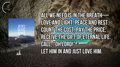 Hymns - Just Love Him - YouTube Love The Lord, Just Love, Love Him, Let It Be, Spiritual Songs, Love And Light, Destiny, Lyrics, Peace