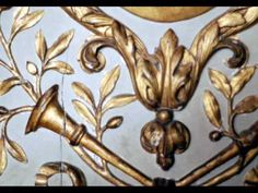 The Palace of VERSAILLES  Panelling, Woodcarving and Interior Decoration