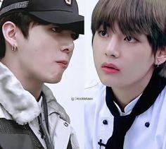 BTS || Jungkook || V #RunEp47