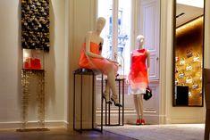 Fendi Spring/Summer 2014 windows, New York, Paris, Milan, London Visual Merchandising, Summer 2014, Spring Summer, Retail Store Design, Retail Stores, Branding, Design Furniture, Fashion Show Collection