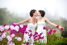 Beautiful same-sex wedding | Jade Turgel Wedding Photography