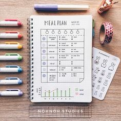 Kalon「notes & bujo」 (@nohnoh.studies)
