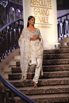 #Fashion re-defined! A unique collection from Anamika Khanna for Lakme Fashion Week's #GrandFinale. What's your take on it?