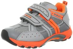 Geox Cstark4 Running Shoe (Toddler/Little Kid) Geox. $60.00. Made in China. Rubber sole. Textile/Synthetic